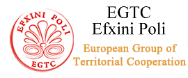 Logo EGTC Efxini Poli – Network of European Cities for Sustainable Development