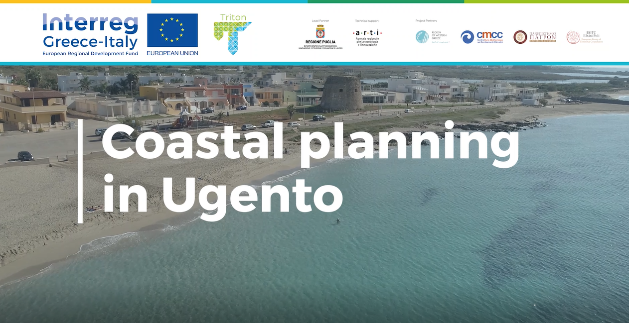Triton educational video on coastal planning in Ugento